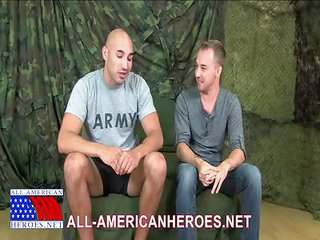 Holden goes all the way Specialist Marco - Free Gay Porn relatively Allamericanheroes - Video 112371