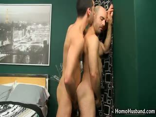 Adam Russo and jake Steel fucking part