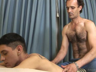Twink Massage Gone Wild