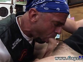 Gay men giving blowjobs vids Snitches get hold of Anal team-fucked!