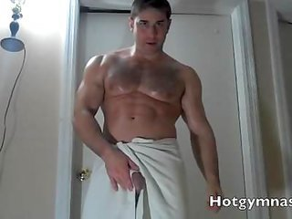 both ways Muscle painful assfuck live on webcam!