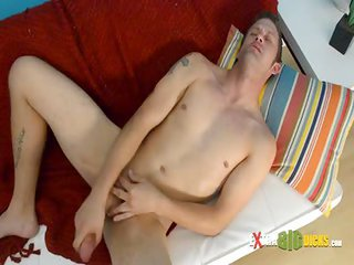 Midwestern Stroker - Free Gay Porn very nearly Extrabigdicks - movie scene 121104