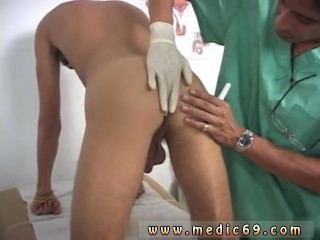 Well endowed gay men Today the clinic has Anthony scheduled in for an