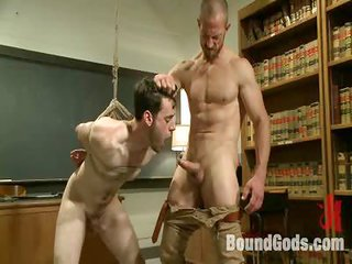 Adam Herst on top of Rowen Jackson - Free Gay Porn not quite Boundgods - episode 111097