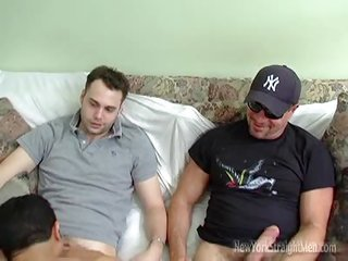 Officer X and Nick grab blown by Bobby - Free Gay Porn well-nigh Newyorkstraightmen - episode 129774