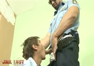cute though very bad lad screwed by brutal homo cop