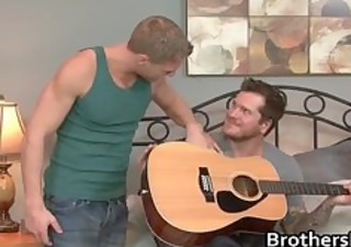brothers horny boyfriend gets jock part5
