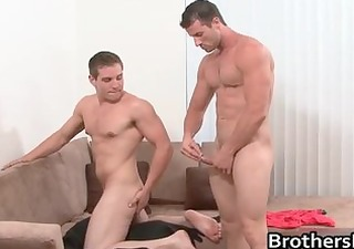 brothers horny boyfriend acquires knob part10