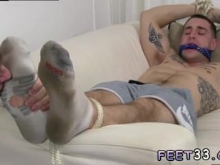 Hot guys naked with football gear gay KC Captured, Bound & Worshiped