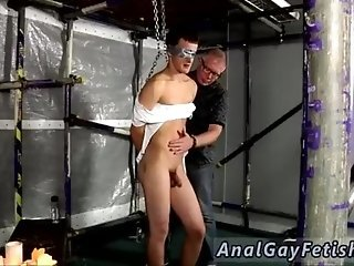 Boys gay video porno first time bondage The Master Drains The Student
