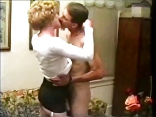 Vintage ceossdresser sex