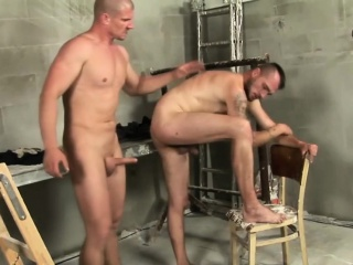 Stud barebacks and jizzes