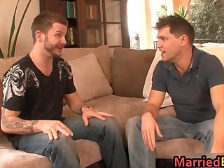 A married man in his first gay ass fuck part3
