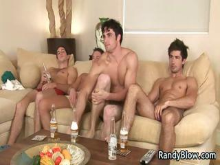 Gay clips of super hot studs in gay part