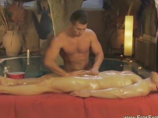 mild salacious Massage In HD