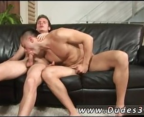 Gay muscular cowboy porn with big dicks Paulie Vauss and Brody Grant