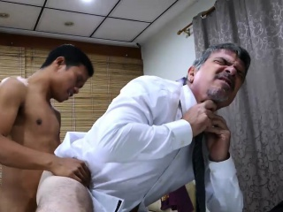 asian, blowjob, bodybuilder, daddy, gays fucking