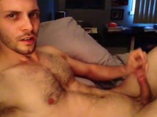 cumshot, hairy, homosexual, huge dick, hunks