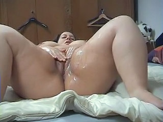German Orgasm Pussy Solo Squirt