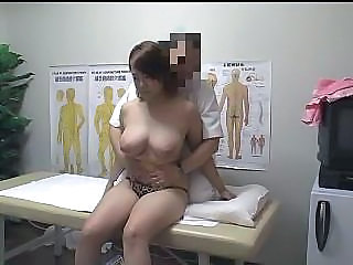 Asian Big Tits Doctor Japanese