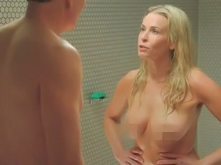 Blonde Celebrity Showers