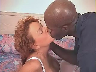 Interracial Kissing
