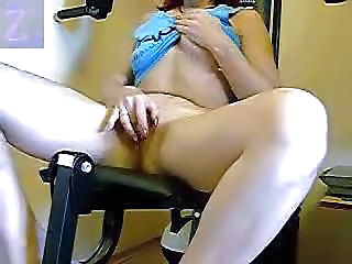 Amateur Masturbating Sport