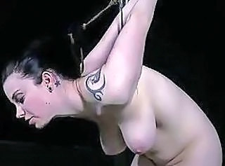 Bondage Brunette  Tattoo