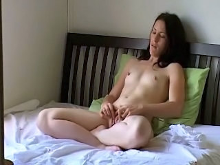 Amateur Masturbating Orgasm Small Tits Solo