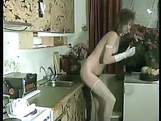 Kitchen Masturbating Vintage