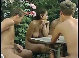Gangbang Nudist Outdoor Vintage