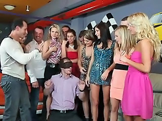 Babe Groupsex Orgy Party