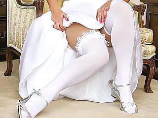 Bride Legs Stockings