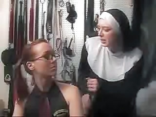 Fetish Nun