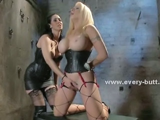 Bdsm Big Tits Latex