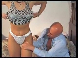 Daddy Daughter Old and Young Panty