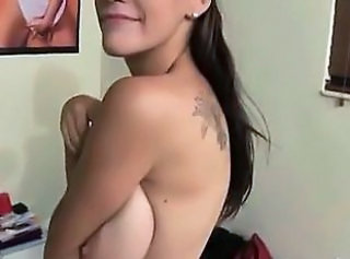 Big Tits Student Tattoo