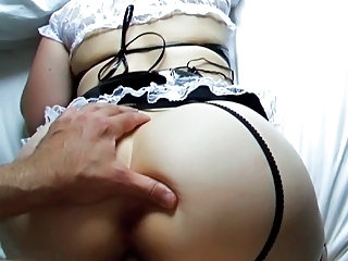 Amateur Ass Homemade Maid Pov