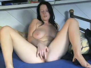 Amateur Big Tits Girlfriend Homemade Masturbating Natural