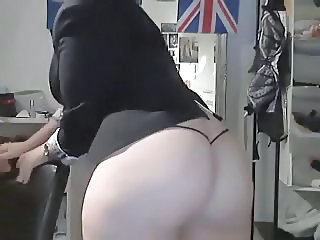 Amateur Ass Chubby Dancing
