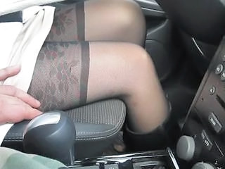 Amateur Car Stockings