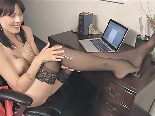 Feet Fetish Legs Stockings