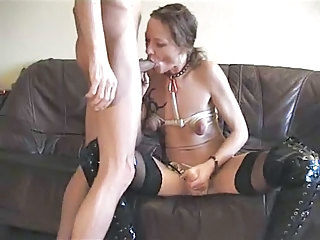 Bondage Fetish Strapon