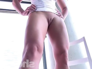 Muscled Shaved