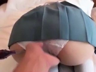 Ass Panty Student