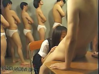 Asian Blowjob Gangbang Japanese