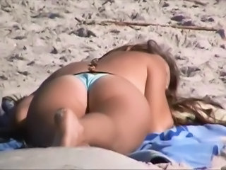 Beach Outdoor Voyeur