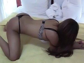 Amateur Asian Ass Lingerie Panty Thai