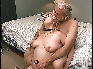 Daddy Fetish Old and Young Slave
