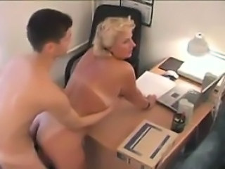 Amateur Blonde Mature Mom Old and Young Russian Teacher